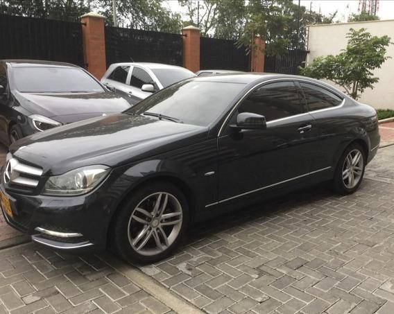 Mercedes-benz Clase C Clase C250 Cgi