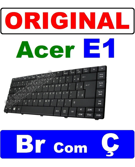 Teclado Notebook Acer Aspire E1-471-6404 Mp-09g46pa-9204 Zqz
