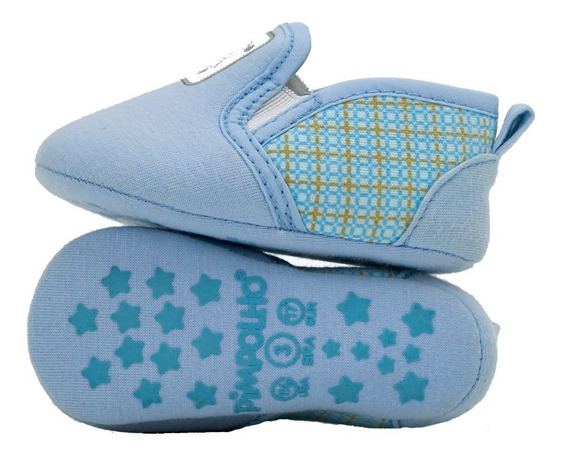 Sapato Infantil - Masculino - 15 - Pimpolho