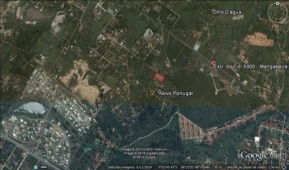Terreno À Venda, 4000 M² Por R$ 800.000,00 - Coaçu - Eusébio/ce - Te0327