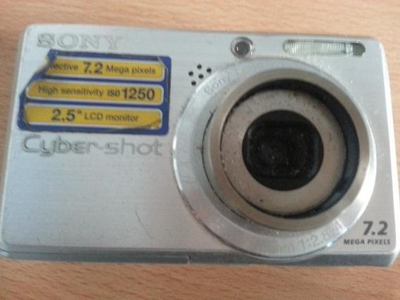 Camara Sony 7.2 Modelo Dsc-s750 Para Repuesto
