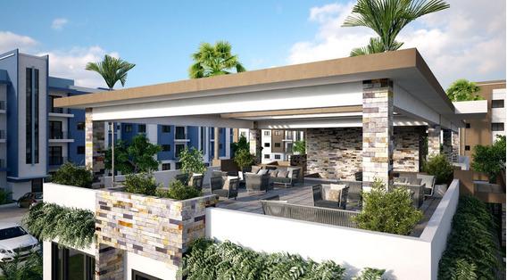 Apartamentos Listos Y En Construccion En La Prolongacion 27