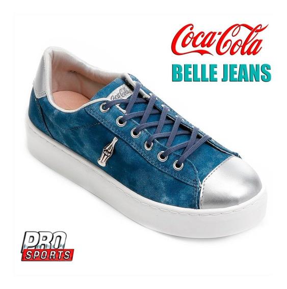 Coca Cola Shoes Belle Jeans - Original - Eu