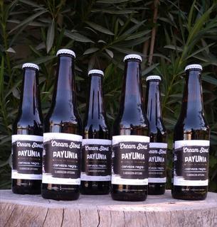 Cerveza Artesanal Cream Stout X 12 Unidades