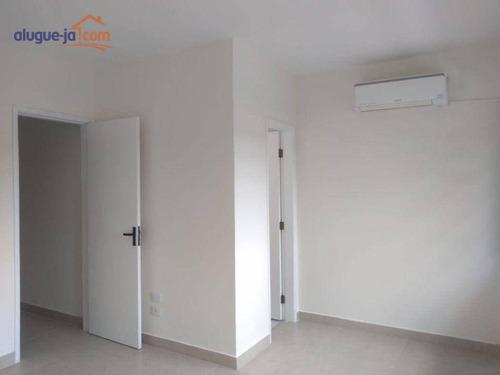 Sala Para Alugar, 42 M² Por R$ 1.300,00/mês - Jardim América - São José Dos Campos/sp - Sa0677