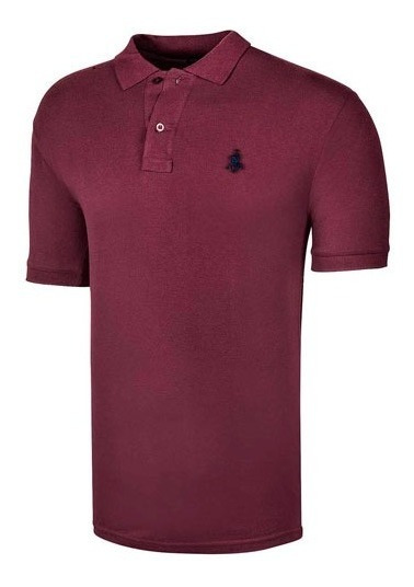 Playera Importada Hombre Marca Polo Club Mod. 101 Original