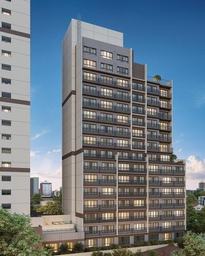 Imagem 1 de 14 de Studio Residencial Para Venda, Vila Mariana, São Paulo - St7108. - St7108-inc