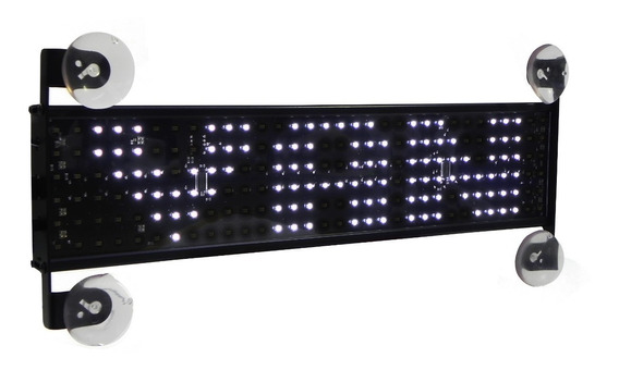 Luminoso Digital Led Caminhão / Ônibus / Van / Carro