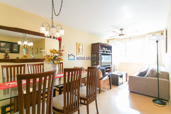 Apartamento Vila Mariana 3 Dorms, 1 Vaga, Pé Direito Alto, Estuda Permuta Na Zona Leste - Bi22704