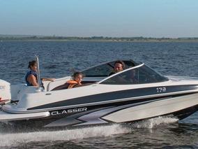 Lancha Classer 170 Ltd Motor Evinrude Etec 130 Antic+financ.
