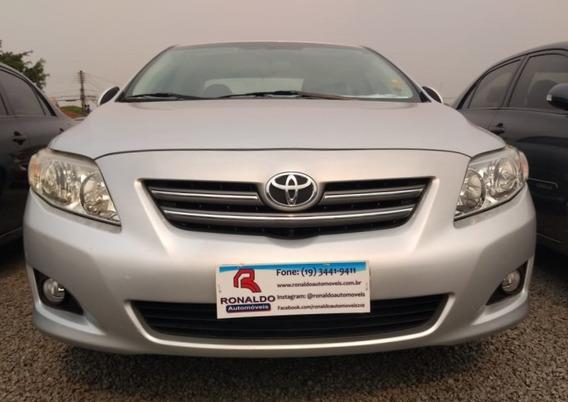 Toyota Corolla 1.8 16v 4p Xei Automático