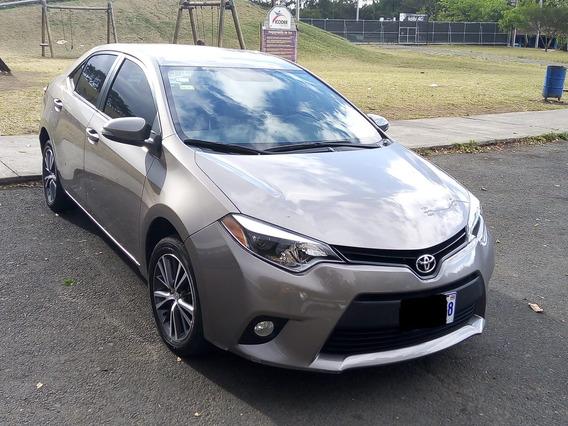 Toyota Corolla L E