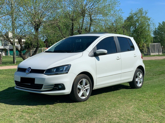 Volkswagen Fox 1.6 Highline Imotion 101 Hp 2015