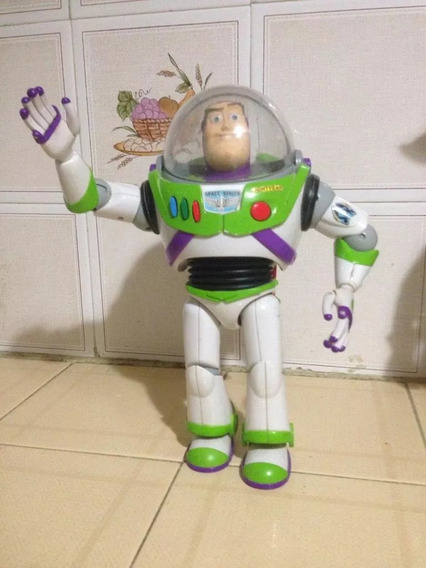 Toy Story Buzz Ligthyear Version Original - Habla En Español