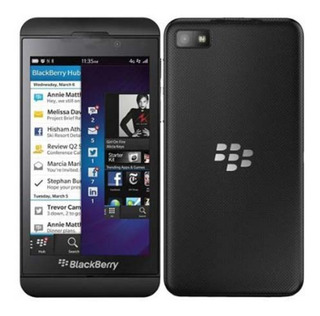 Blackberry Z10 - 4g, 16gb, Dual Core 1.5ghz - De Vitrine