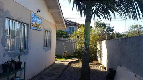 Casa Residencial À Venda, Tapera, Florianópolis - Ca0882 - Ca0882