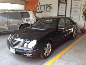 Mercedes Benz E 500 Blindado Nivel B4