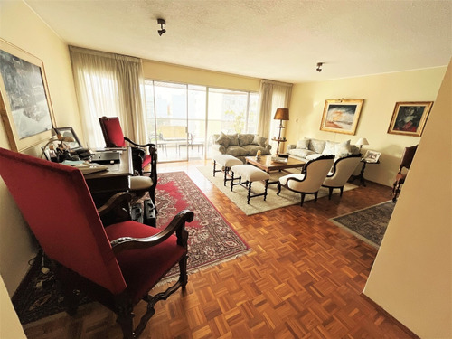 Apartamento, 3 Dormitorios, Punta Carretas, Pocitos