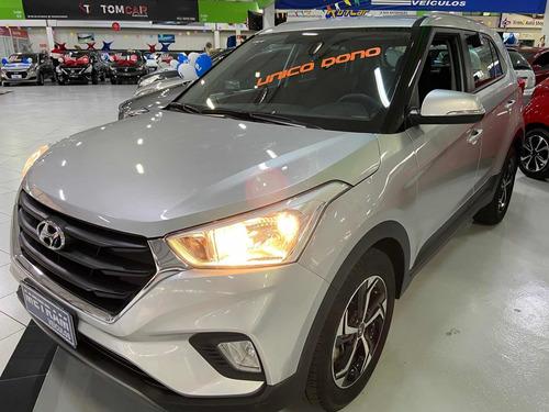 Imagem 1 de 9 de Hyundai Creta 2020 1.6 Pulse Plus Flex Aut. 5p