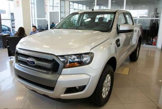 Ford Ranger Xls 3.2 Cabina Doble 4x2 0km 2019 As1