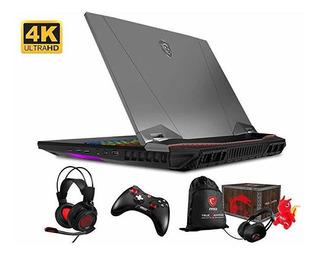 Msi Gt76 Titan Dt-039 Laptop Intel I9-9900k 8-core 128gb R ®