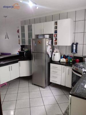 Sobrado Residencial Para Venda E Locação, Residencial Bosque Dos Ipês, São José Dos Campos. - So0492