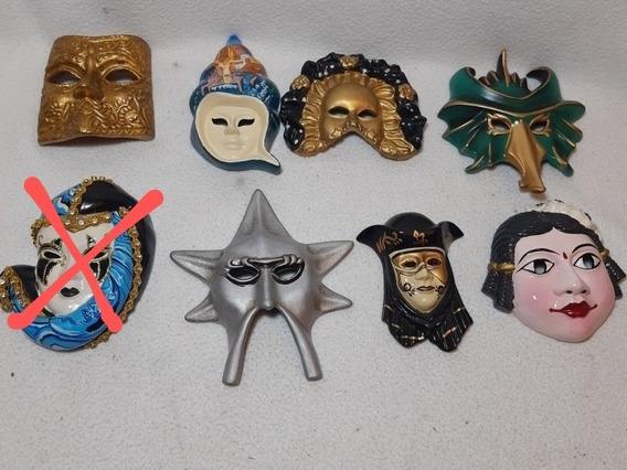 Mascaras Decorativas Venecianas Adorno Rominetti