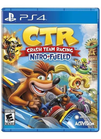 Ctr Crash Team Racing Nitro Fueled !nuevo Sellado En Tienda¡