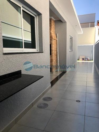 Casa Á Venda Em Hortolândia Condomínio Golden Park - Ca02800 - 68779131