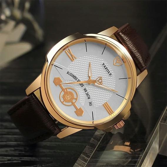 Relógio Yazole Black
