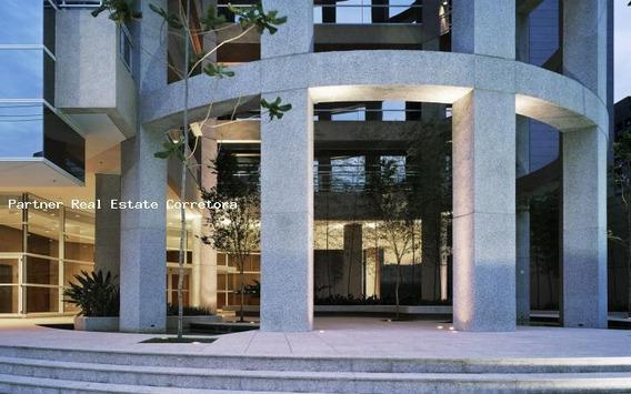 Laje Corporativa Para Locação Em São Paulo, Vila Olimpia, 2 Banheiros, 6 Vagas - 1705ex_2-290618