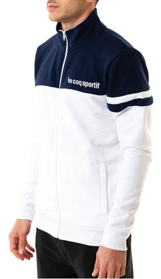 Campera Ess Saison Tee Ss N 1 Blanco Hombre Le Coq Sportif