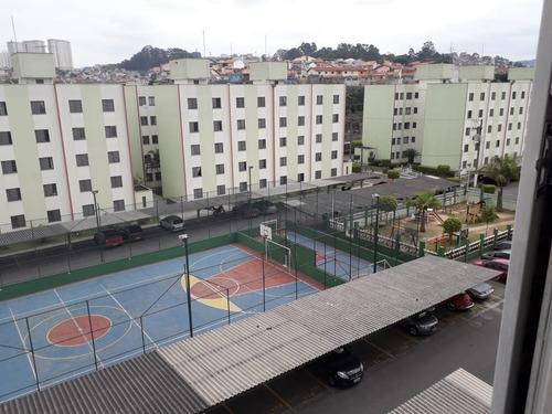 Apartamento À Venda, 2 Quartos, 1 Vaga, Vila Rio De Janeiro - Guarulhos/sp - 1298