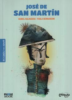 Biografias Para Armar - Jose De San Martin