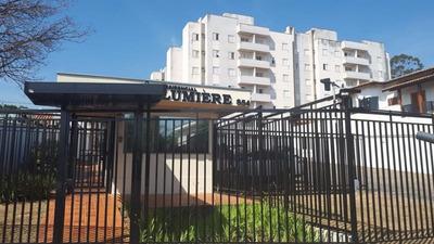 Apartamento Residencial Para Locação, Parque Santa Cecília, Piracicaba. - Ap1876