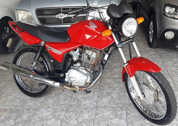 Honda Titan 150 Es 2008