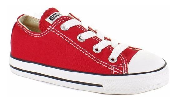 Converse Rojo Bebe