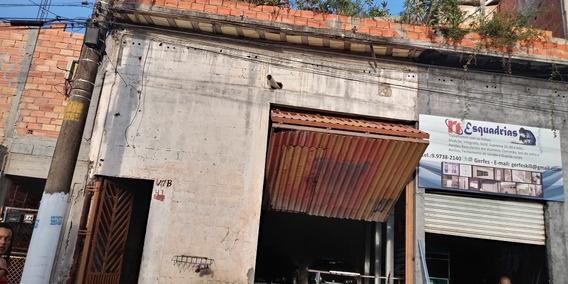 Casa Para Renda 4 Casas +garagem Para 6 Carros Vendo Barato