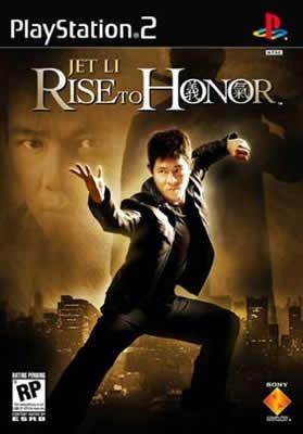 Playstation 2 Jet Li Rise To Honor - Novo- Original- Lacrado