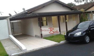 Casa Residencial Para Venda E Locação, Condomínio Casa Grande, Louveira. - Ca1036