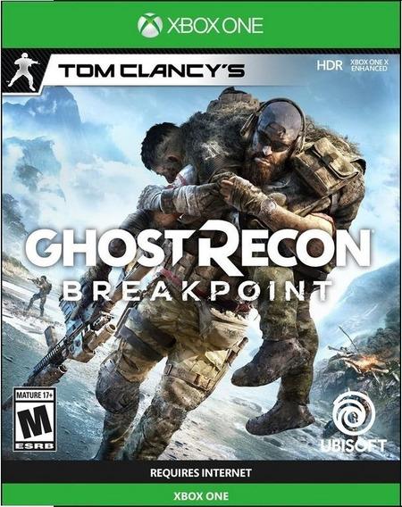 Tom Clancys Ghost Recon Breakpoint Xbox One Digital + 1 Jogo