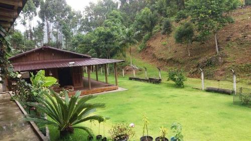 Sítio Rural À Venda, Rio Pequeno, Camboriú. - Si0002