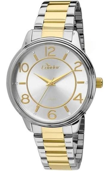 Relógio Feminino Condor - Prata- Promoção