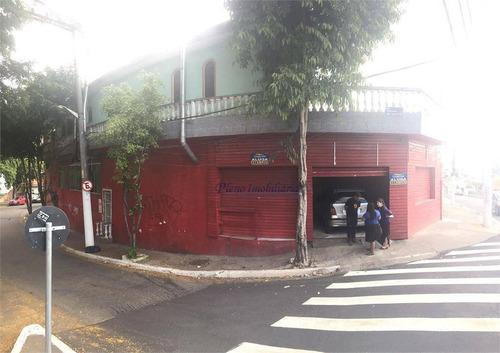 Galpão, 150 M² - Venda Por R$ 750.000,00 Ou Aluguel Por R$ 3.000,00 - Imirim - São Paulo/sp - Ga0004