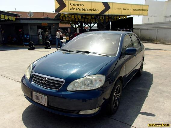 Toyota Corolla Sensacion