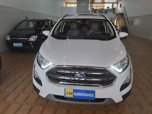 Ford Ecosport Titanium 2 1.5 Aut. 19 20 Lms Automóveis