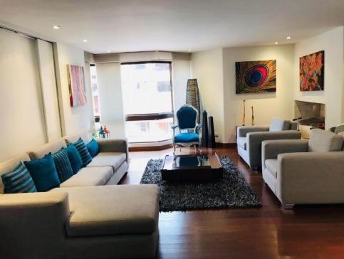 Apartamento En Venta, Los Rosales, Bogota
