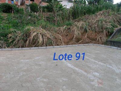 Terreno Residencial À Venda, Água Verde, Blumenau. - Te0249