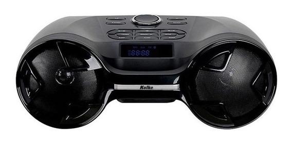 Caixa De Som Rádio Relógio 16w Rms Frete Grátis