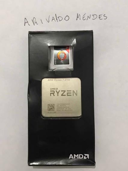 Processador Ryzen 7 2700 Leia Descrição